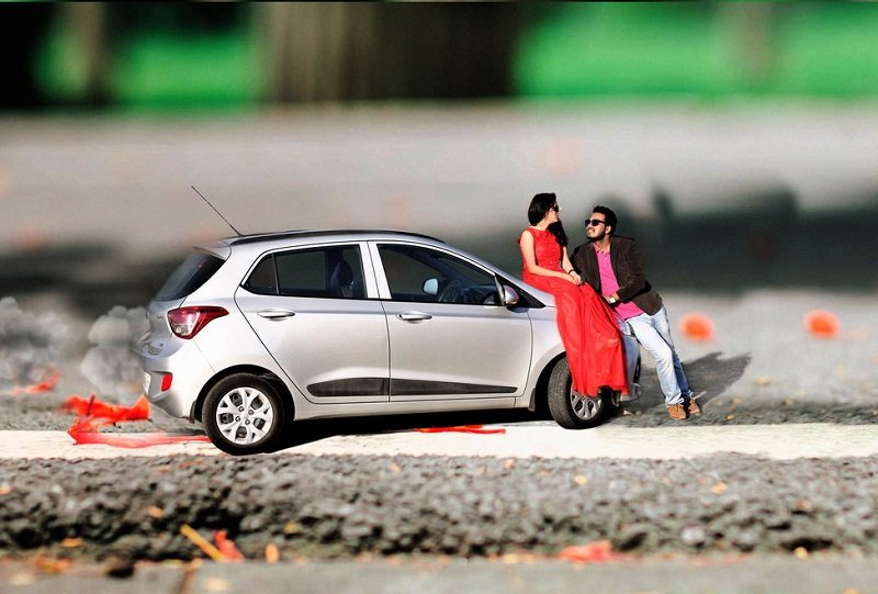 Long Drive, You and Your To-Be Bride