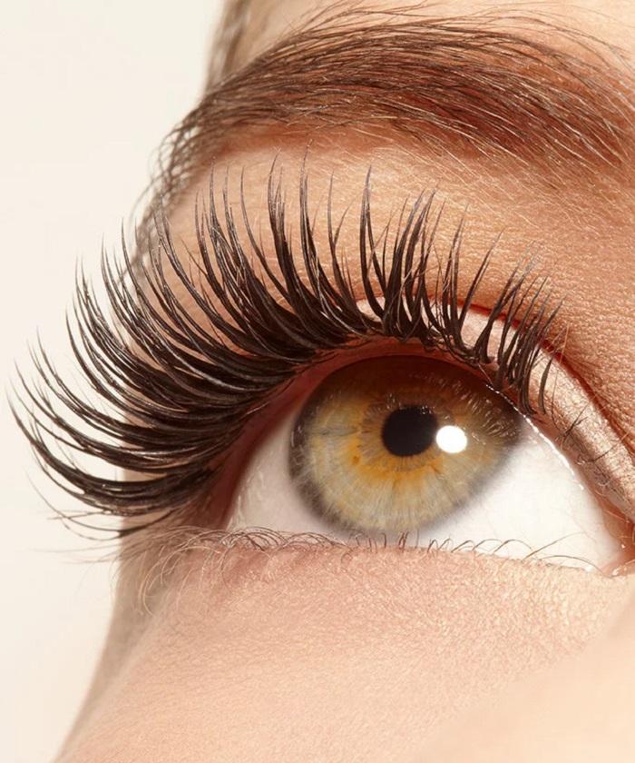 long lashes eye makeup