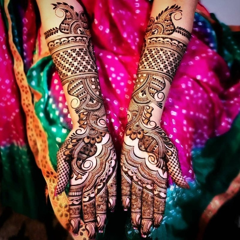 21 Beautiful Mehendi Designs That Every Bride-To-Be Must Know