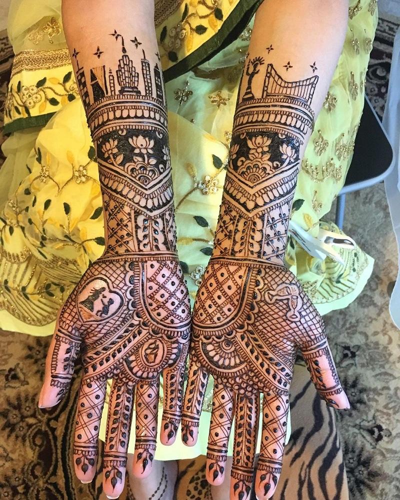 Mehendi or Henna