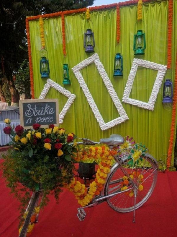 day wedding decoration ideas