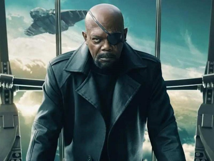 nick fury as pandit