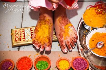 Maiya, Sakhar Puda, Chandlo Maatli And Sadya: Pre Wedding Rituals of India of Four Different States