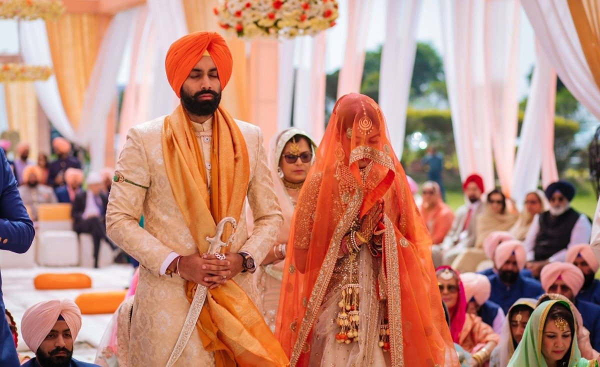 Punjabi Wedding's Ceremonies That Every Couple Loves, Lives and Goes Through When Getting Married