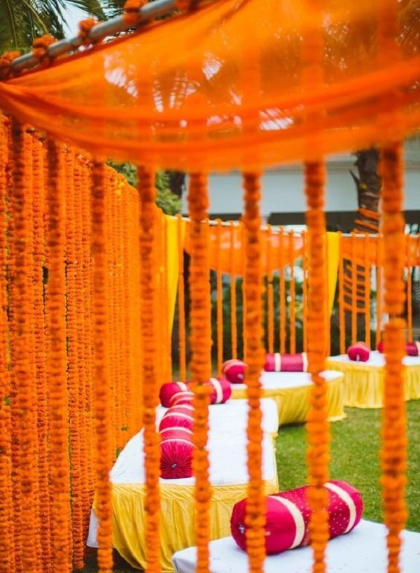 seating idea for wedding day