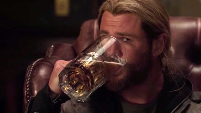 thor the bartender