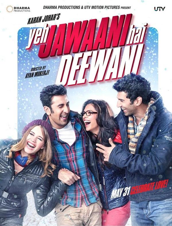 yeh jawaani hain deewani movie