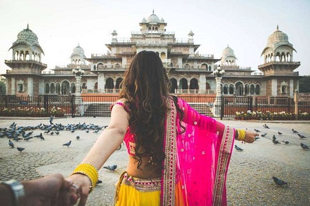 11+ Knockout Location For Pre Wedding Shoot In Jaipur! ...