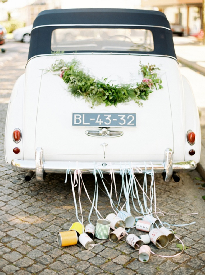 gateway car for wedding