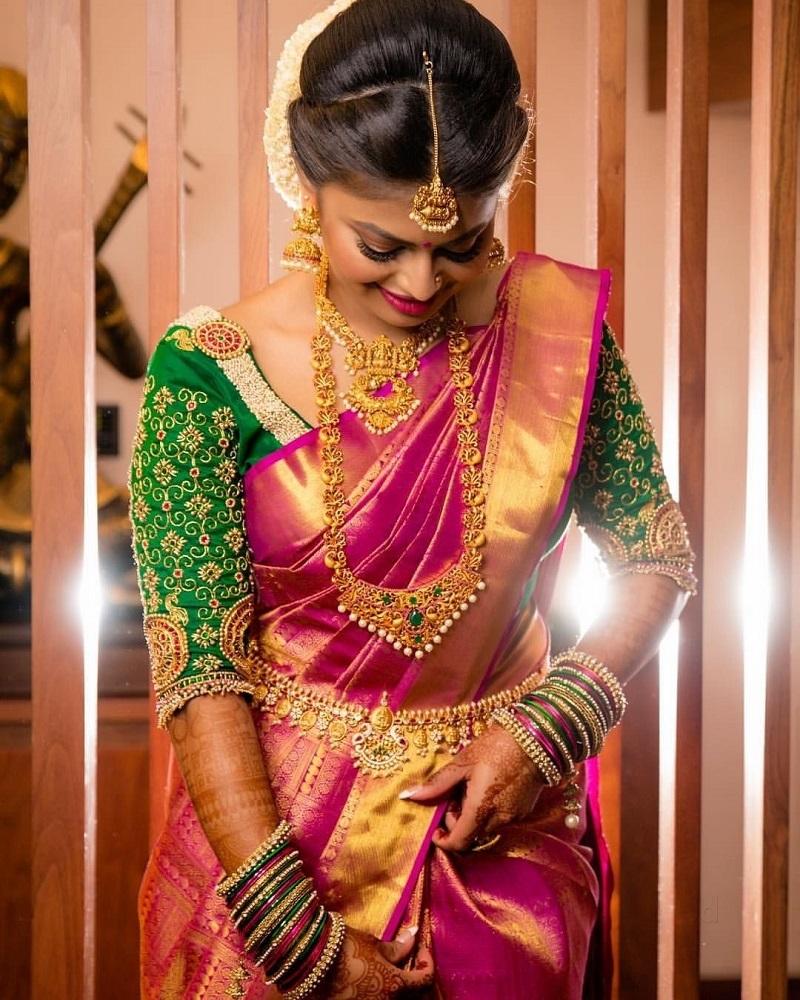 Green Bangles-South India