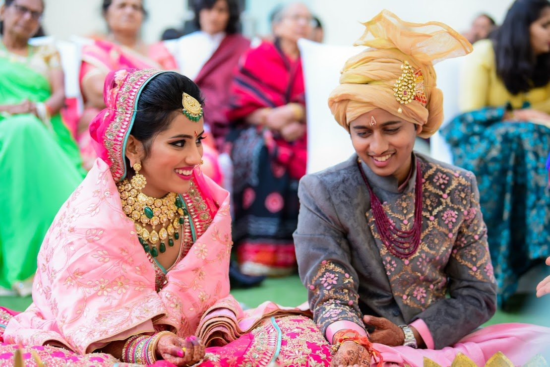 Charu and Sakshar, Their Lovely Wedding Story and the Wedding