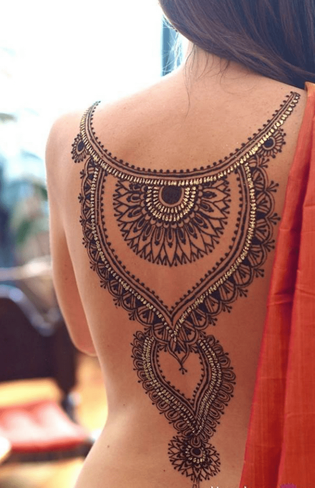 Mehendi Designs On These Bold #6 Spots Can Steal The Show!