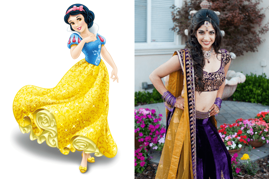 Snow White As The Beautiful Belle, Dulhan's Friend