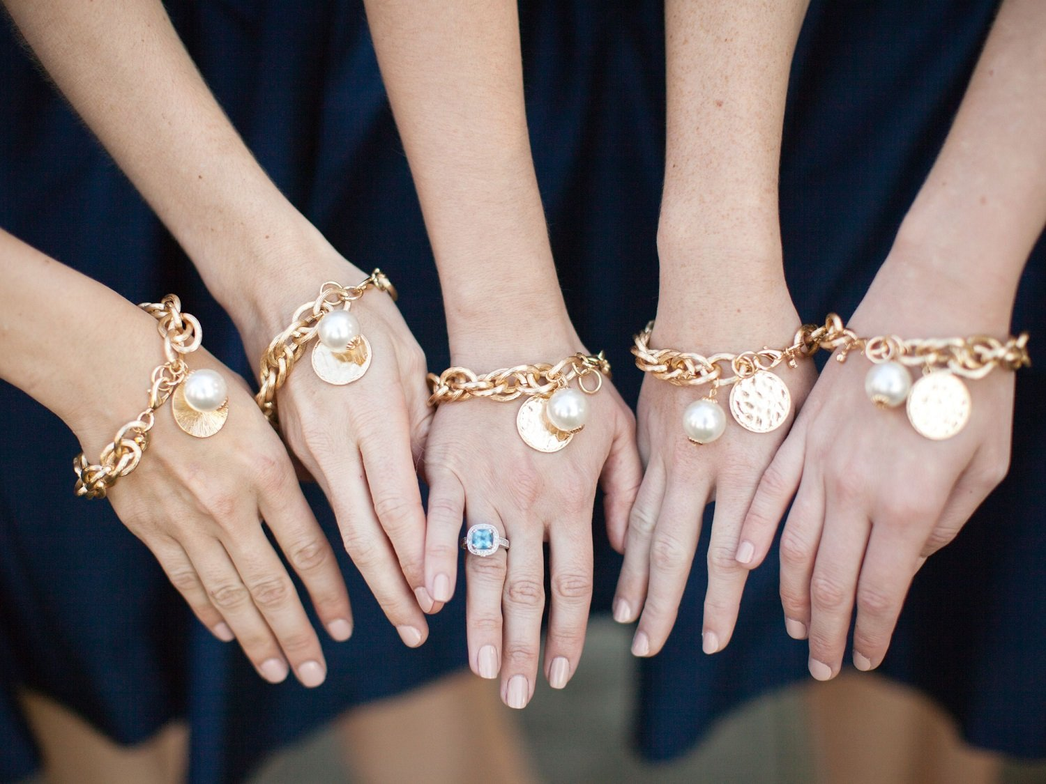 A Beautiful Bracelet for Your Bridesmaids, a Gift in Return that They would Never Forget