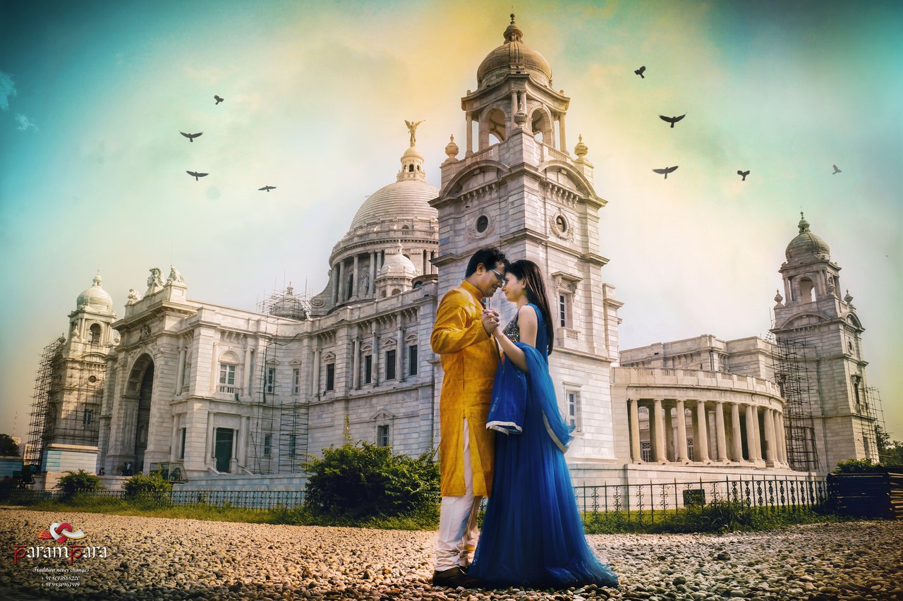 5 Picturesque Locations in Kolkata Perfect For Pre-wedding Shoot
