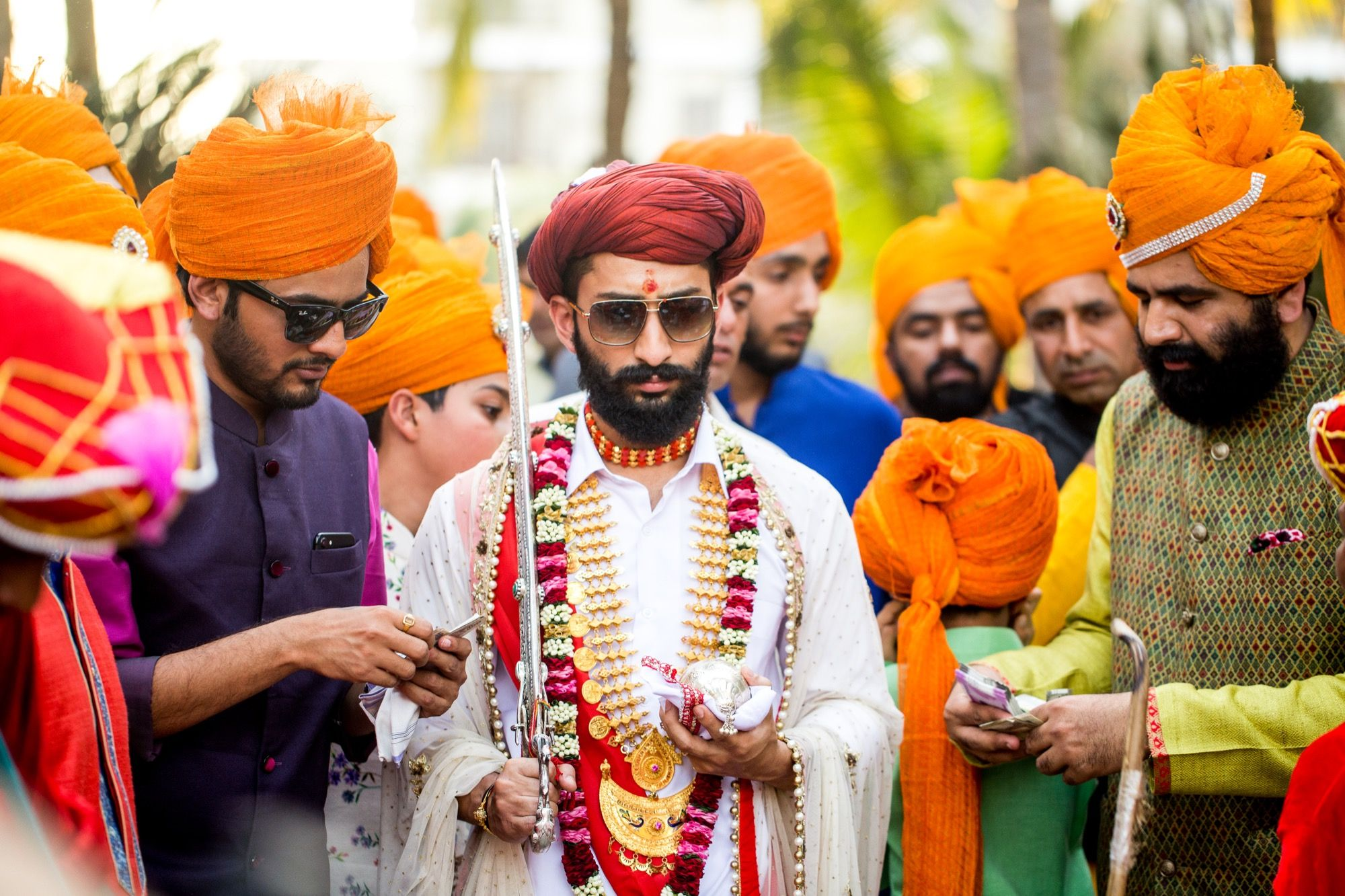 A Groom's Guide to Plan a Crazy Entrance to the Wedding Reception