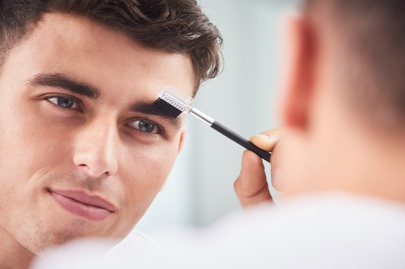 Shape That Brow Up: Men Edition!