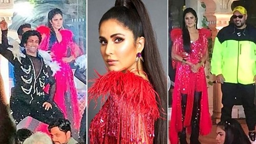 200-Cr Wedding With Katrina And Badshah Performing Went Viral!