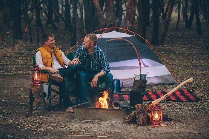 lgbtq camping