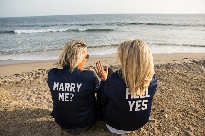 lgbtq vacation proposal