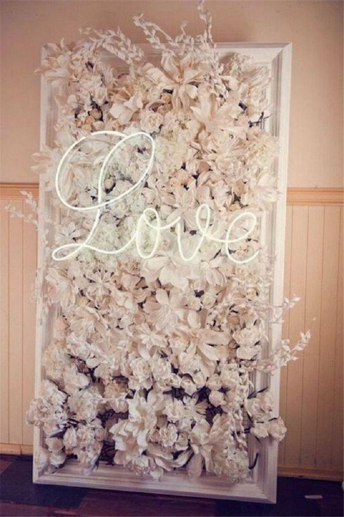 LED Signages wedding decor