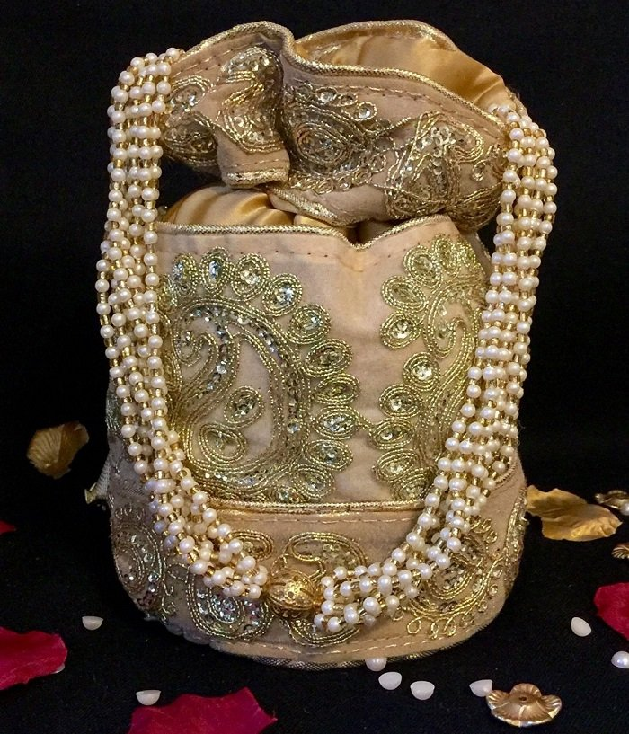 Potli Purses Designs for bridesmaids