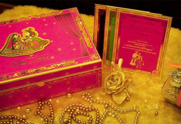 latest wedding invitation card designs