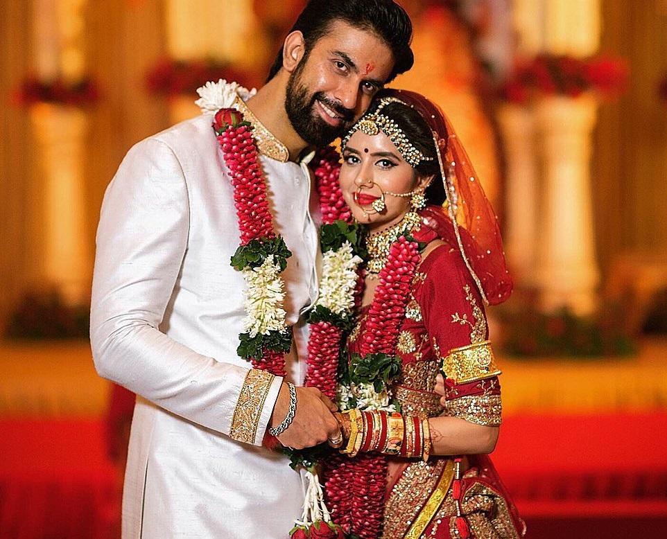 Fairytale Wedding of Susmita Sen's Brother Rajeev Sen with Charu Asopa