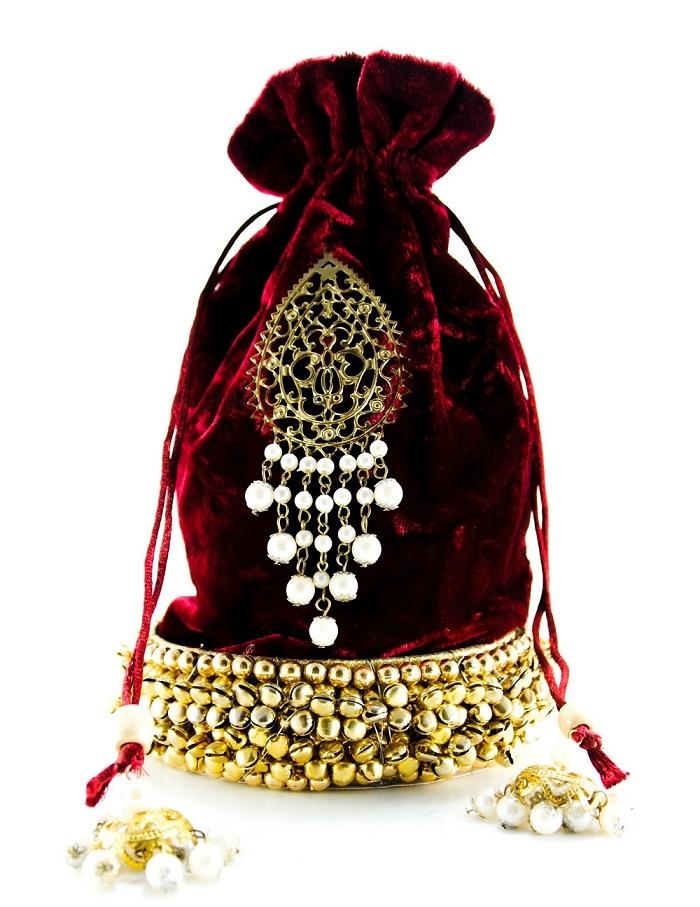 red purse designs