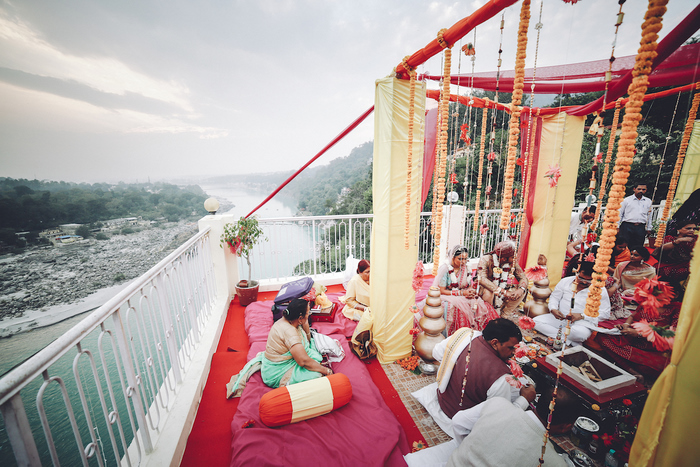 rishikesh wedding