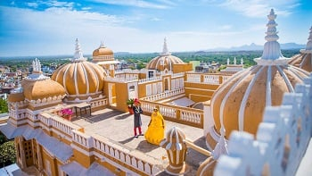 6 Top Notch Spiritual Locations In India For A Perfect Divine Destination Wedding