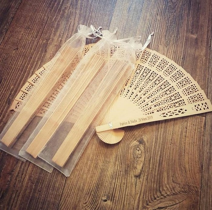 Wooden Fans