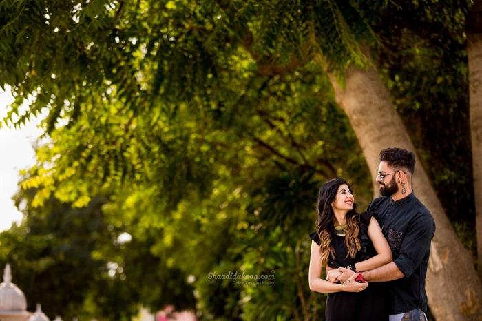 Pre Wedding photography ideas