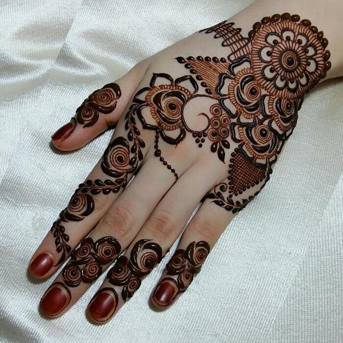 arabic lace gloves