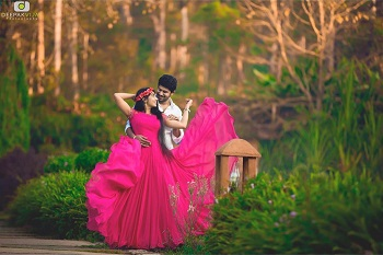 #7 Beautiful Places For Pre-wedding shoot in Bangalore!