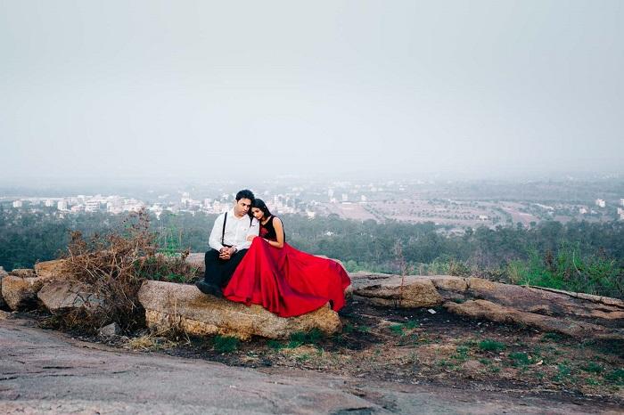 Bilikal Rangaswamy pre wedding photoshoot
