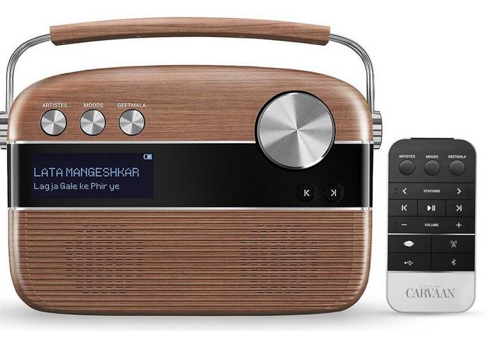 Carvaan Radio for parents