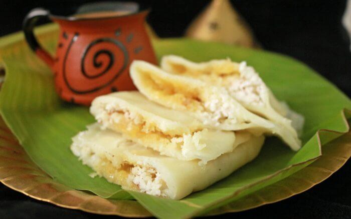 Ilayappam- Sweet Dish