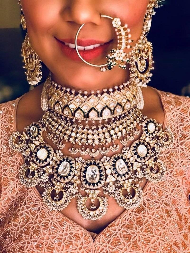 Intricate Jadau Necklace