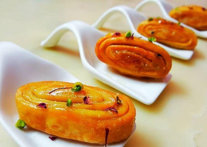 Indian sweet Dishes  Khaja