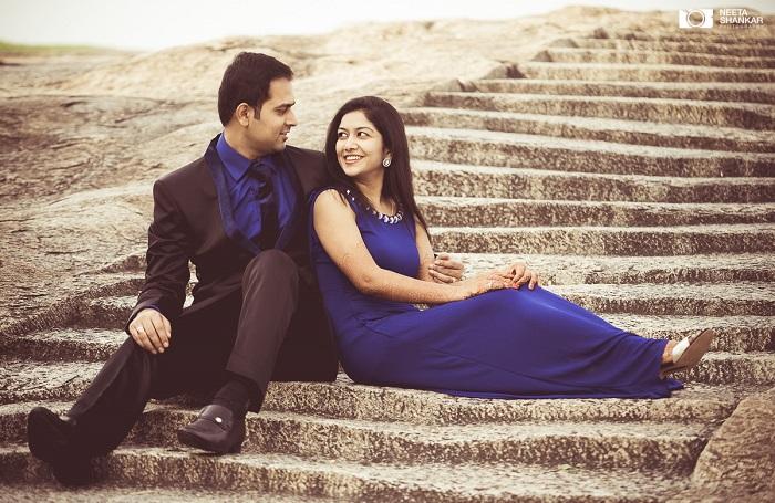 Lal bagh pre wedding photoshoot