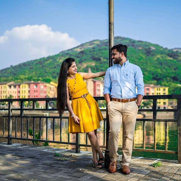 Prewedding Photoshoot Locations Mumbai