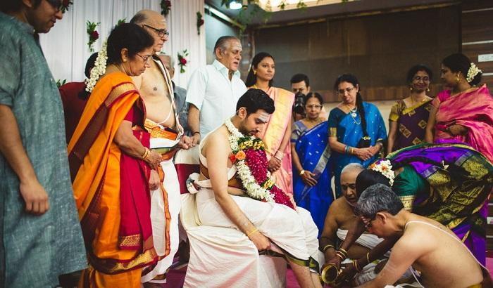 Madhuparkam Malyali Wedding