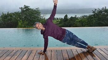 Ditch The Gym Grooms!  Follow These Fitness Mantras from Milind Soman to Stay Super Fit