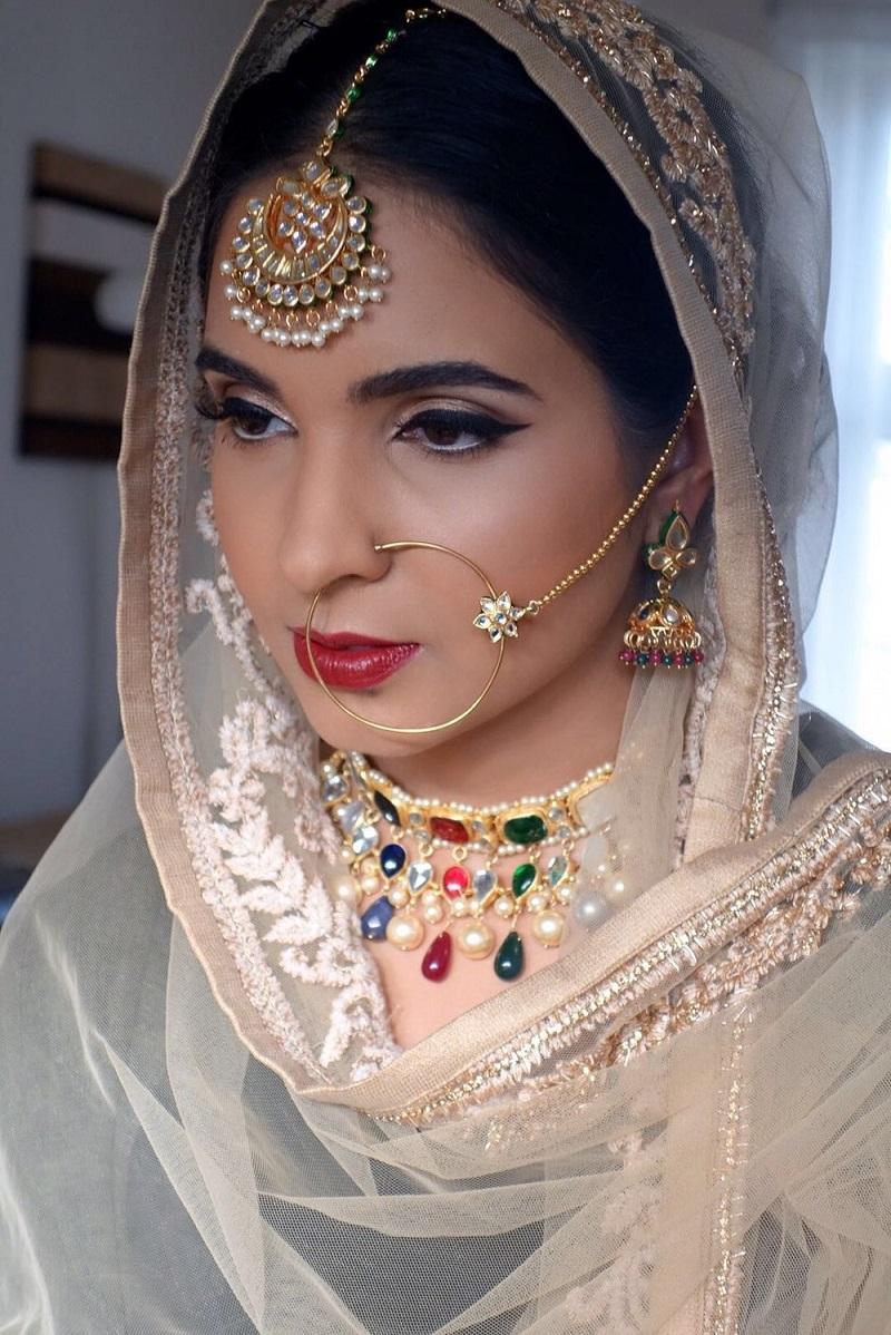 Navratna Multicolor Beautiful Necklace