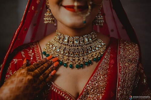 #41 Popular And Beautiful Necklace Designs For The Brides!