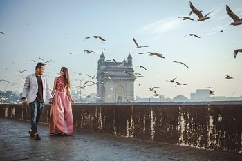 Offbeat & Romantic Pre Wedding Destinations in Mumbai T...