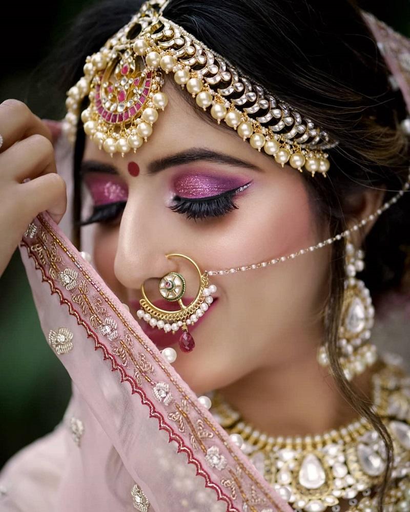 12 Sassy Bridal Eye Makeup Styles To Flaunt At Your Wedding