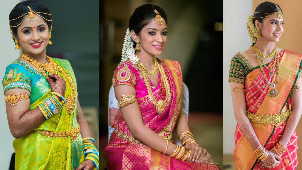 #21 Amazingly Beautiful Bridal Baajubandhs For The D-Day!