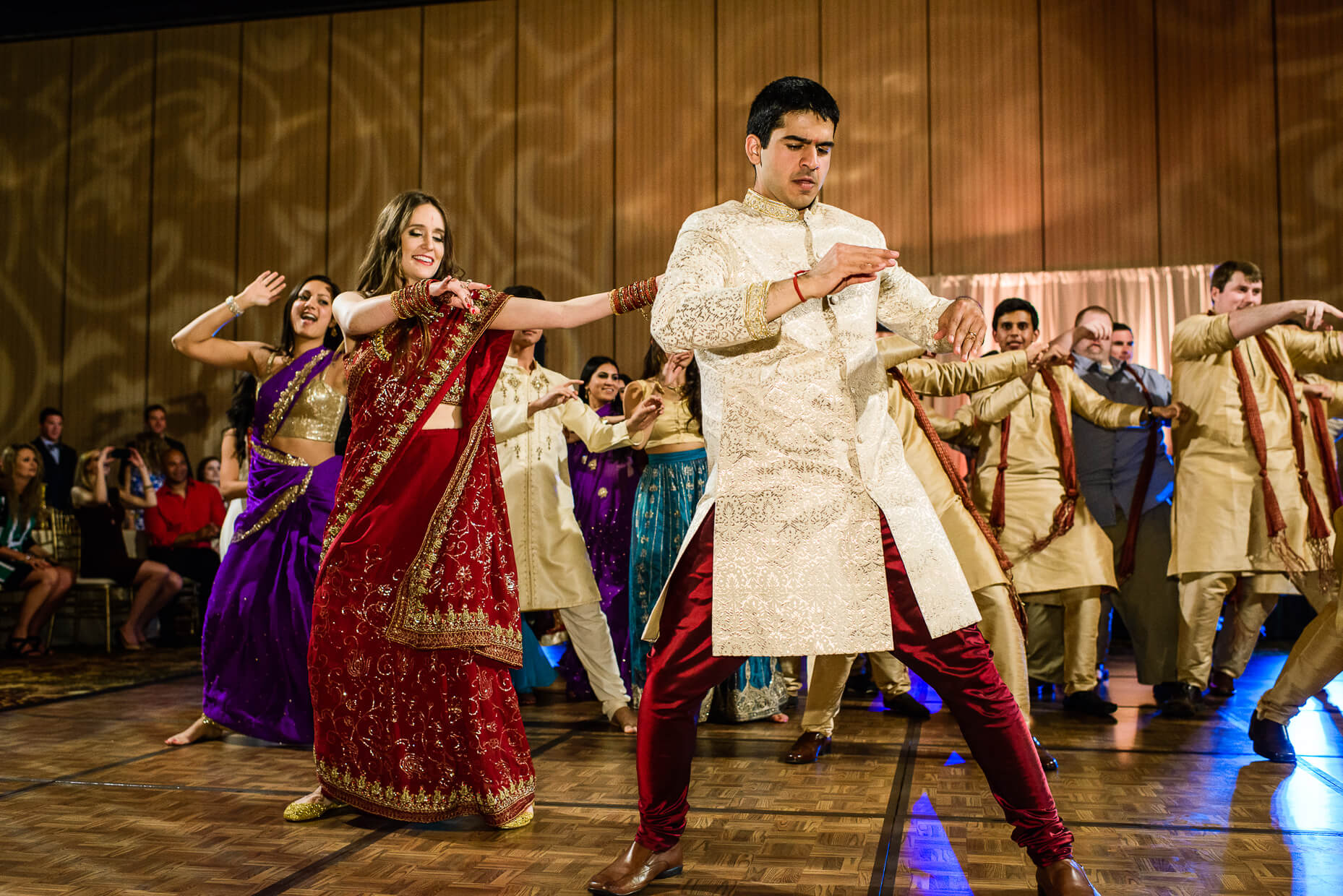 From Serene To Cranky: Types of Dancers You Will Spot in Every Indian Wedding